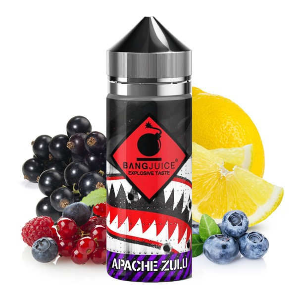 Bang Juice - Apache Zulu