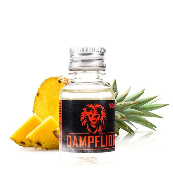 Dampflion - Orange Lion
