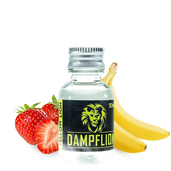 Dampflion - Yellow Lion