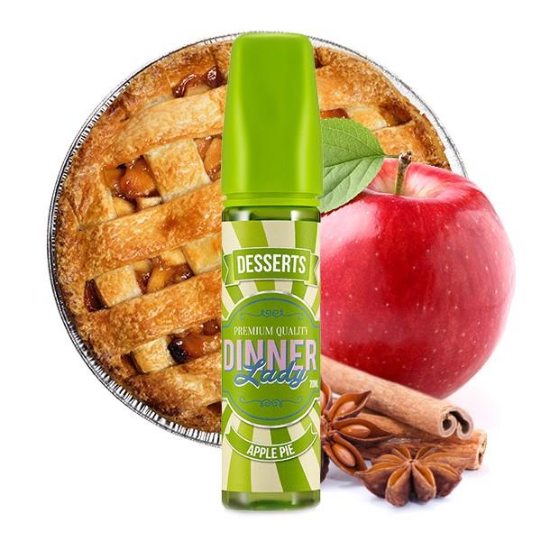 Dinner Lady - Apple Pie