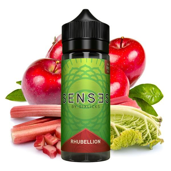Sixs Licks - Senses Rhubellion