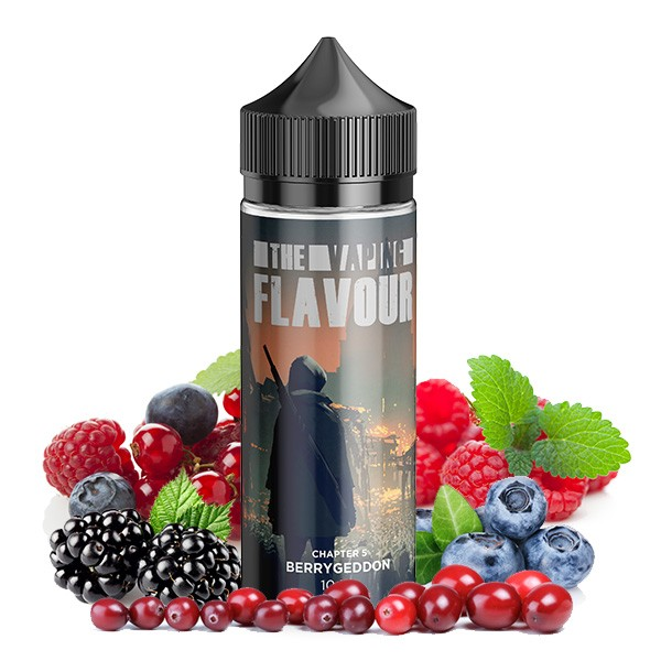The Vaping Flavour - Berrygeddon
