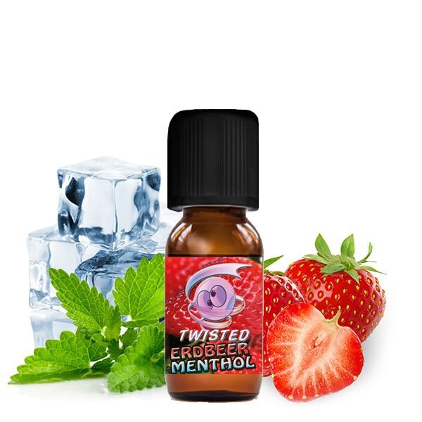 Twisted - Erdbeer Menthol